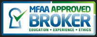 MFAA Approved Broker - Brian Rusten Credit Representative No. 393430